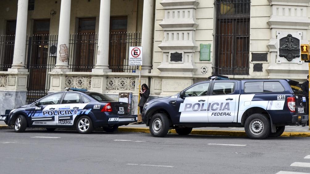 La fuerza está presente en algunos municios, por coordinación con autoridades bonaerenses.
