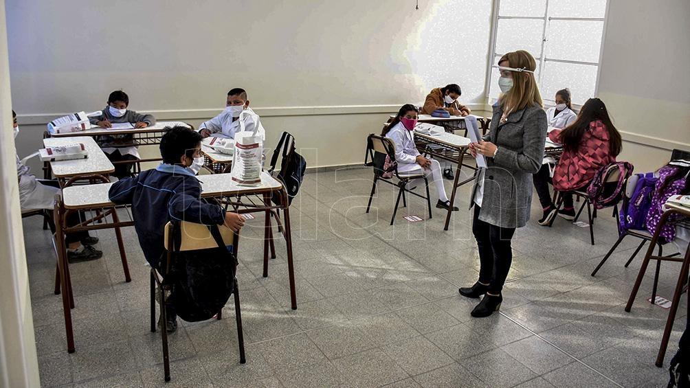 La suma representa para este año un aumento del 33,46% para el cargo docente de grado.