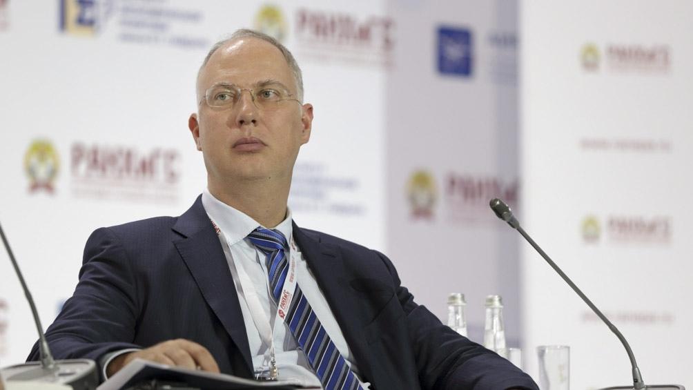 Kiril Dmitriev, jefe del FIDR