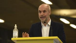 El plan nacional de Rodríguez Larreta abre el debate por la sucesión en la Ciudad