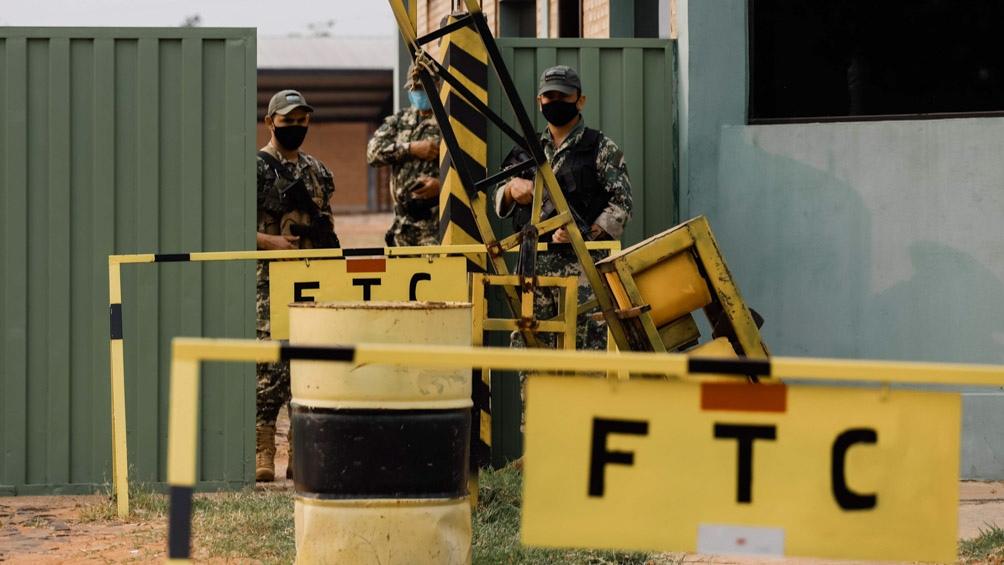 Prosigue el trabajo coordinado entre las FTC (Fuerzas de Tareas Conjuntas) para dar con Denis