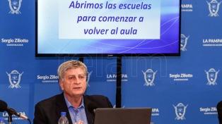 La Pampa: comienzan las clases presenciales con un protocolo acordado con los gremios