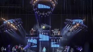 Los Decadentes emitirán el domingo su histórico concierto en el Foro Sol mexicano