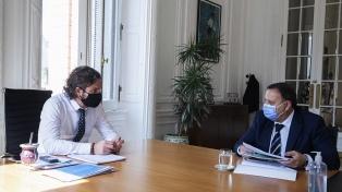 "El gobernador de La Rioja le pidió a Larreta que devuelva a la Nación ""la plata que se gastó"""