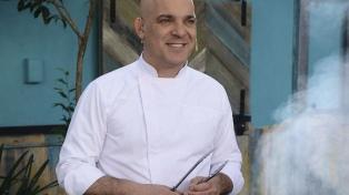 """Santiago Giorgini: """"Soy un cocinero que está aprendiendo a conducir"""""""