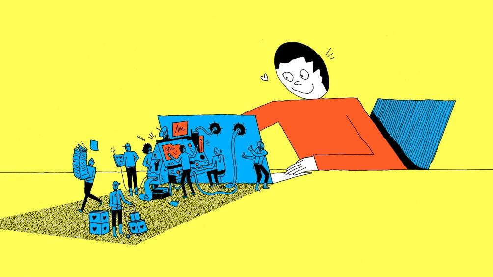 Ilustración: Pablo Boffelli