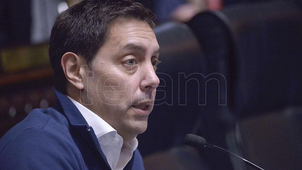 """Vilas afirmó que en la Legislatura están """"obligados más que nunca a sostener el consenso para buscar alternativas""""."""