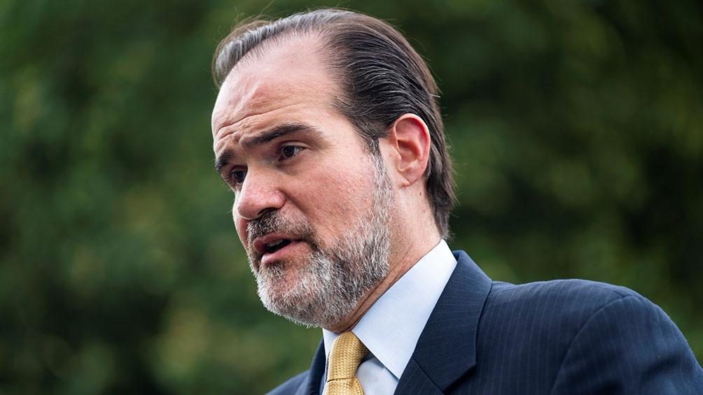 Claver-Carone asumirá el 1 de octubre por un período de cinco años, con posibilidad de reelección