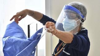 Un 41,48% de los infectados reportadaos este domingo corresponden a la Ciudad y a la Provincia de Buenos Aires
