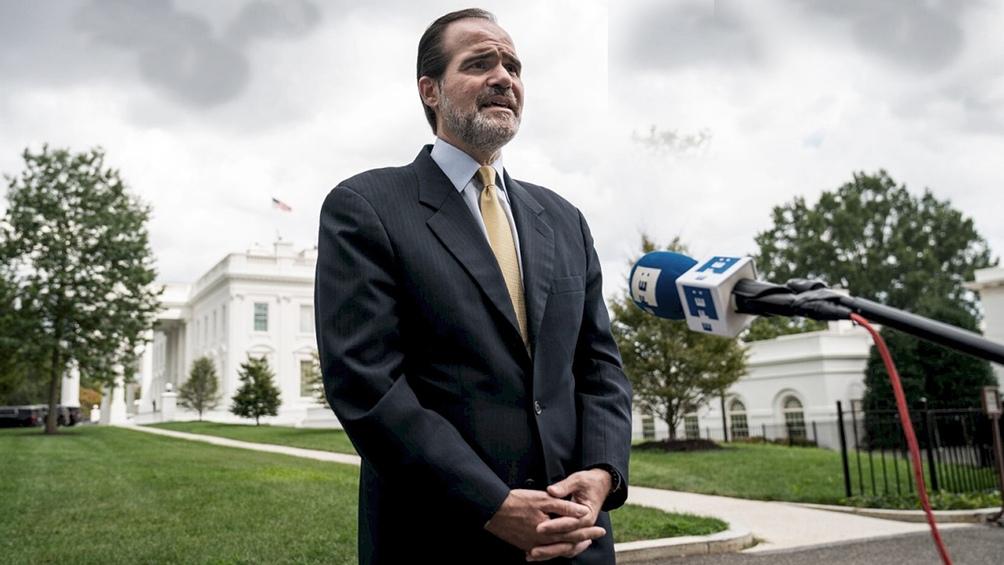 """""""La razón no era otra que ayudar a la reelección presidencial de Macri"""", sostuvo Mauricio Clever Carone."""