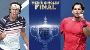 Zverev y Thiem  definen el nuevo campeón del US Open