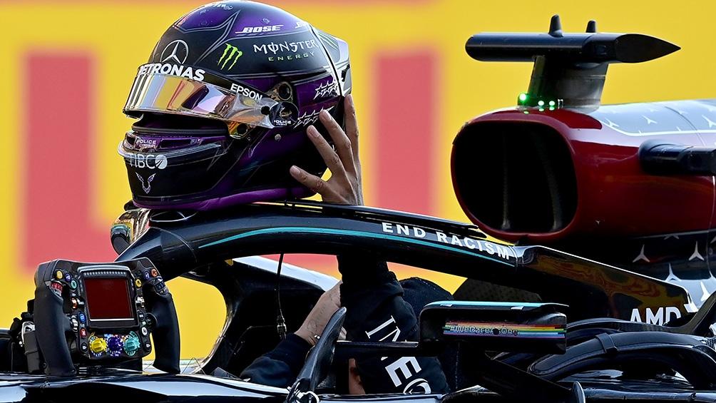 Lewis Hamilton se encamina hacia su séptimo título mundial.