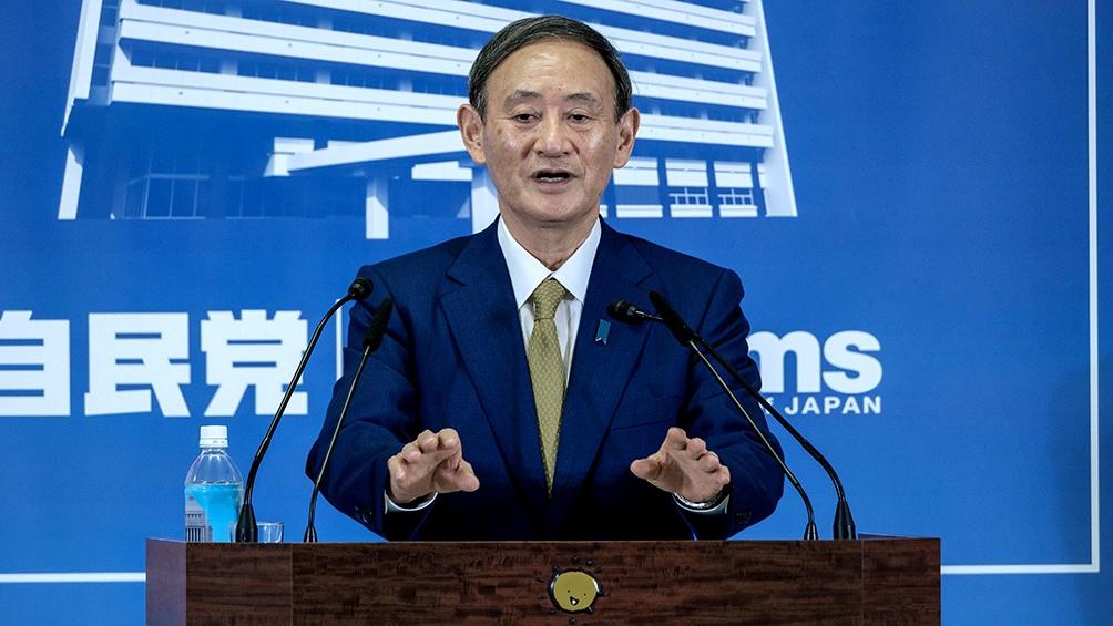 Yoshihide Suga, primer ministro desde la salida de Abe buscará la continuidad