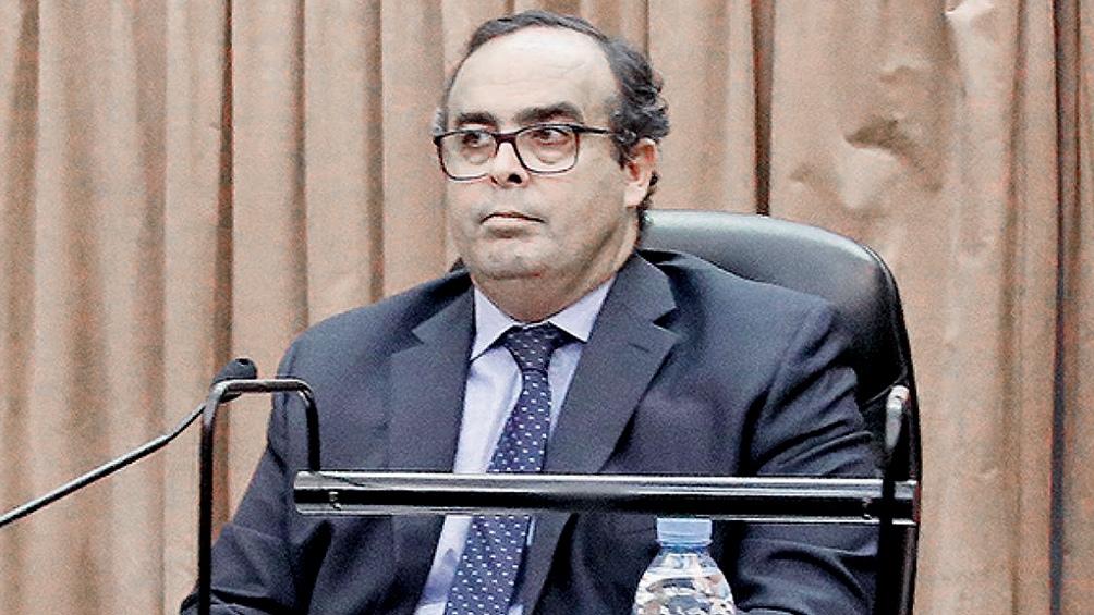 Pablo Bertuzzi, uno de jueces provisorios de la Sala 1 de la Cámara Federal porteña para cuyo cargo se llamará a concurso.