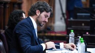 """Cafiero: """"Si se consigue un consenso político, se podría avanzar en la suspensión de las PASO"""""""