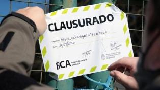 Tras su clausura, el zoológico de Luján tiene 10 días para presentar un plan de reconversión