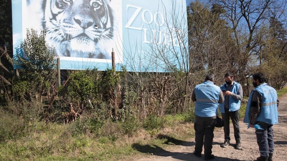 """Federovisky afirmó que el zoológico """"está funcionando desde hace 25 años con innumerables denuncias""""."""