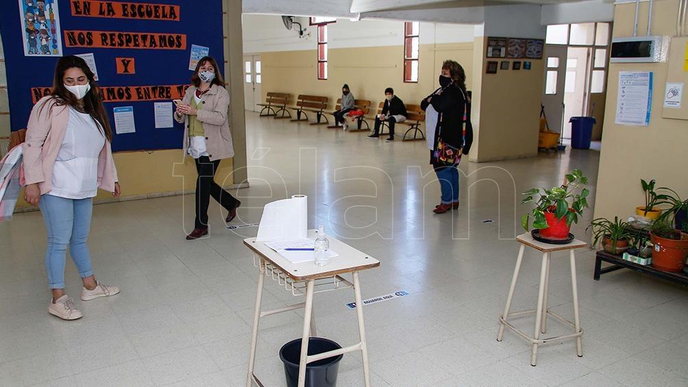 La Pampa pudo establecer un protocolo que permitió la vuelta a las clases presenciales de más de 22 mil estudiantes.