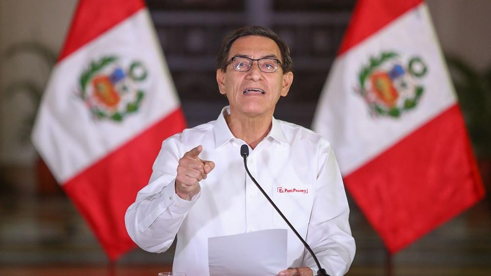 Martín Vizcarra deberá comparecer ante el Congreso acusado de pedir a sus asesoras que mientan.