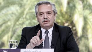 """Fernández, en IDEA: """"Cuando les digan que somos antiempresarios, piensen en el ATP"""""""