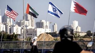 Victoria diplomática de EEUU: Israel firmó acuerdos con Emiratos y Bahréin