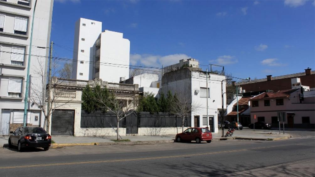 El hecho se registró este lunes en una vivienda ubicada en la calle Magallanes al 2700, del barrio Villa Urquiza.