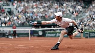 Andy Murray recibió una invitación y estará en Roland Garros