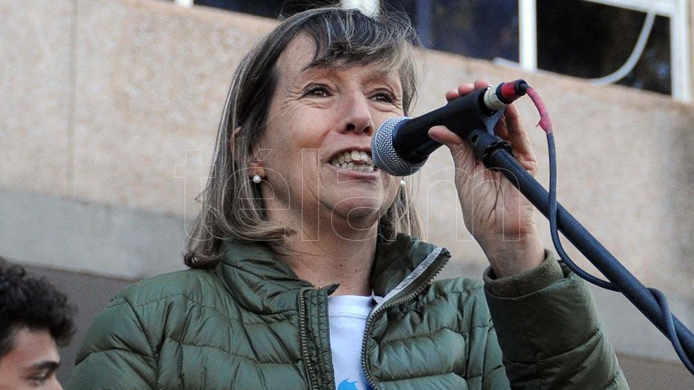 """Emilce Moler es una de las sobrevivientes de """"La Noche de los Lápices""""."""