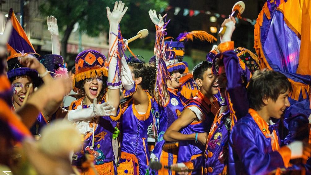 A 10 años de la restitución de los feriados, el carnaval porteño se realiza por streaming