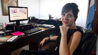 """D�Alessandro: """"Es la primera vez que se presenta un Presupuesto con perspectiva de género"""""""