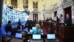El Senado convirtió en ley la creación del Fondo Nacional de la Defensa