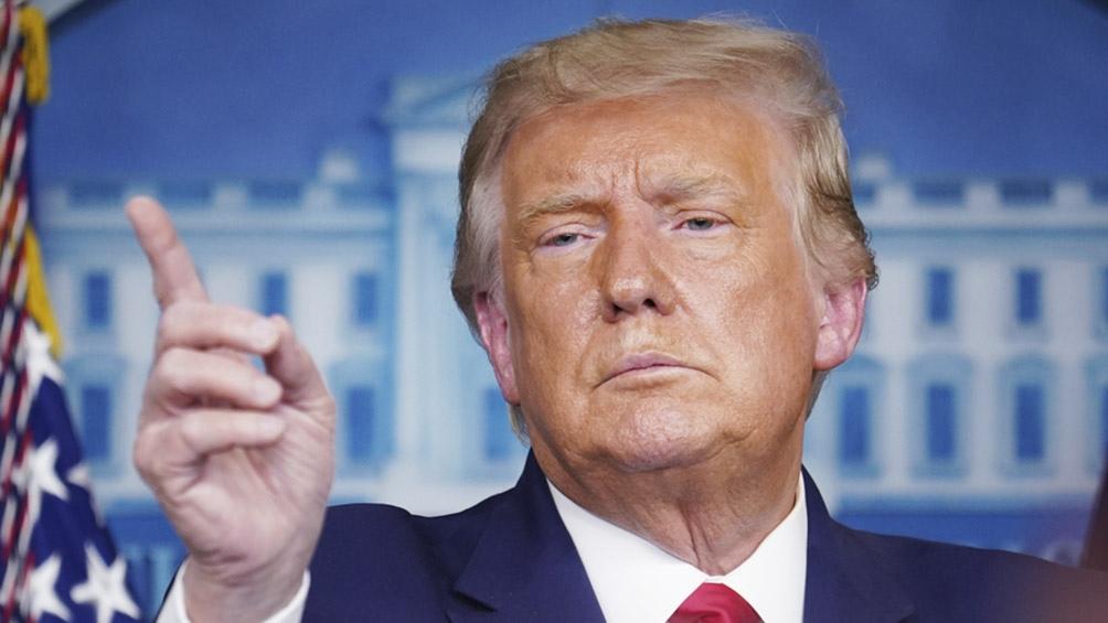 Donald Trump regresa a Wisconsin