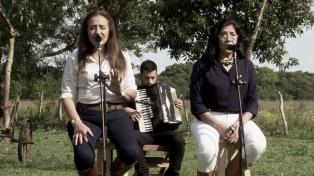 """Las Hermanas Vera y Coquimarola presentan la nueva edición de """"Unísono"""""""
