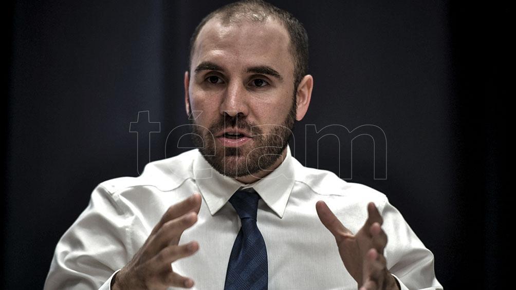 Guzmán pedirá las facilidades para afrontar la deuda que tomó el macrismo