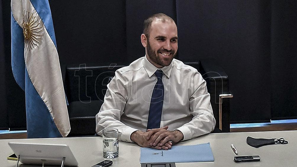 Martín Guzman - Ministro de Economía