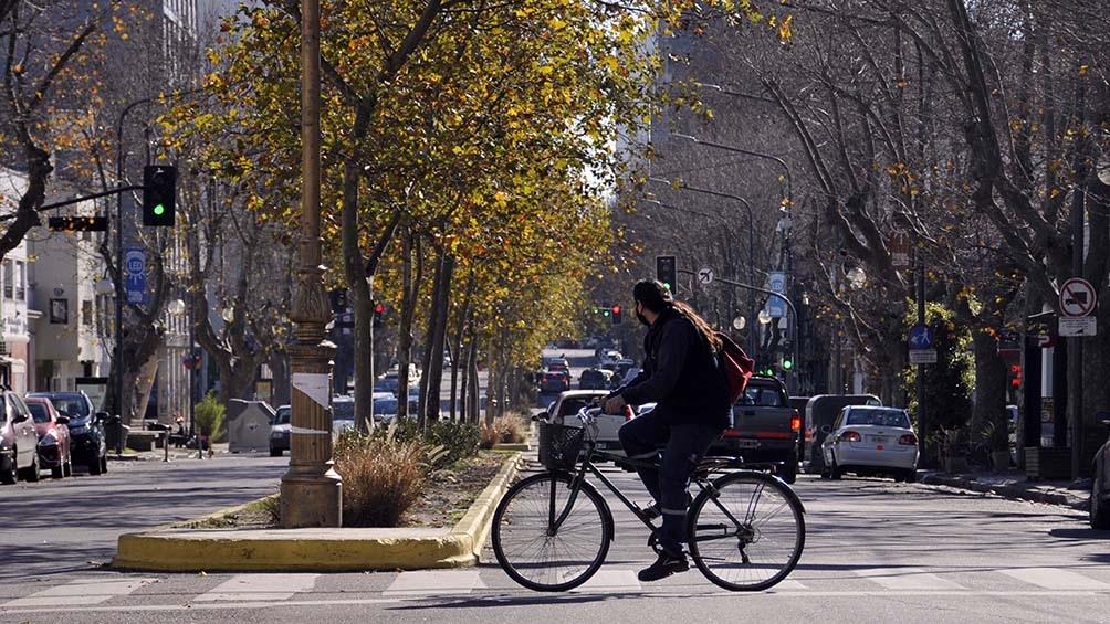 """El programa """"Bicitando la Ciudad"""" se desarrollará con las bicicletas del programa municipal """"Movete en Bici""""."""