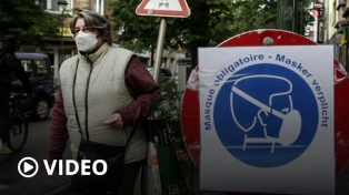 """La OMS dice que la transmisión del coronavirus en Europa es """"alarmante"""""""