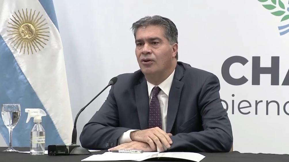 """Capitanich: el 2020 fue un """"año excepcional para la provincia, el país y el mundo""""."""