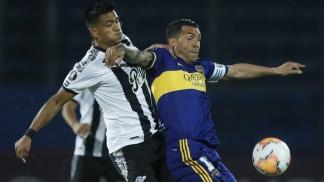 En Asunción, Boca ganó 2 a 0.
