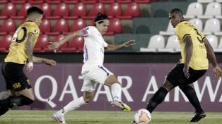 Tigre terminó goleado y sigue sin puntos en el Grupo B