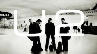 U2 relanzará su canal de Youtube con material inédito y videos remasterizados