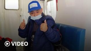 Emotiva historia de un joven santiagueño con síndrome de Down y cáncer que logró vencer al coronavirus