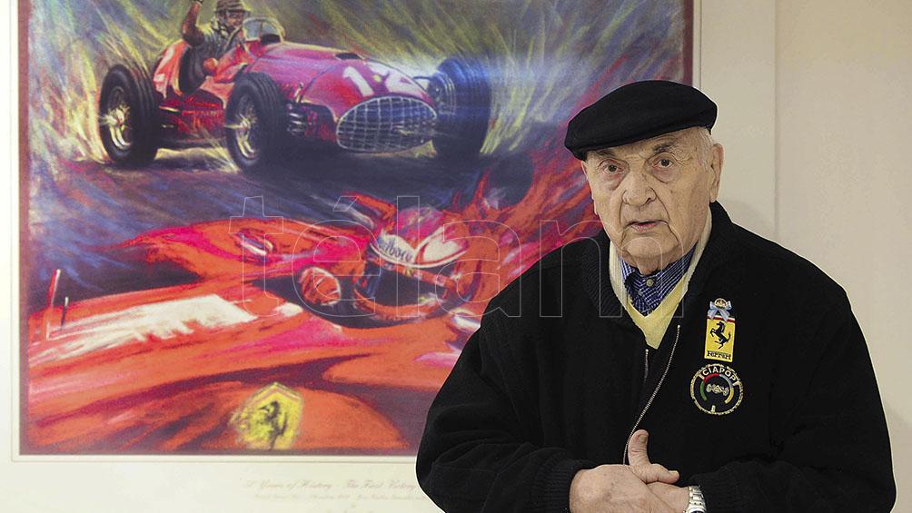 Froilán González, el único argentino que hizo historia en Le Mans