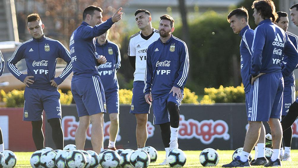La selección argentina sigue séptimo en el ranking mundial de la FIFA
