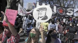 """Desaparición de Julio López: multisectorial marchó en La Plata pidiendo """"juicio y castigo"""""""