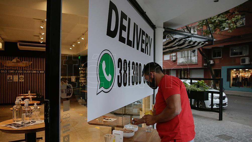 Los negocios gastronómicos están abriendo de a poco y adoptando nuevas modalidades.