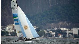 La vela argentina retorna con éxito y orienta la brújula hacia Tokio