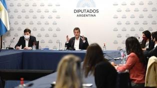 """Massa: """"Hay que llevar al Parlamento argentino a la era digital del siglo XXI"""""""
