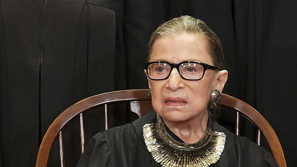 Con la muerte de Ginsburg se revitalizó el movimiento conservador.