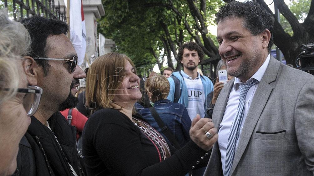 El exjuez de La Plata Luis Federico Arias, destituido tras fallar contra el aumento de tarifas durante el macrismo